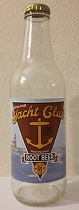 Yacht Club Root Beer Bottle