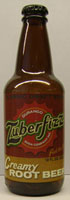 Zuberfizz Creamy Root Beer Bottle